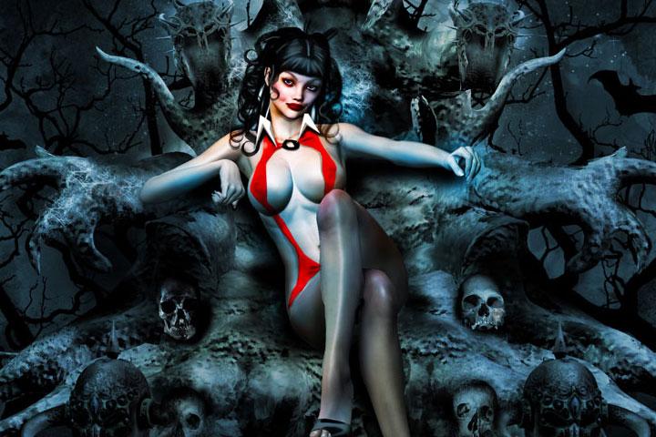 The Awakening – A Vampirella Tribute