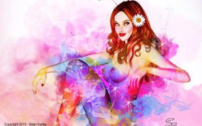 Pixi Dust and the Temple of Holi – Pin-Up 2013