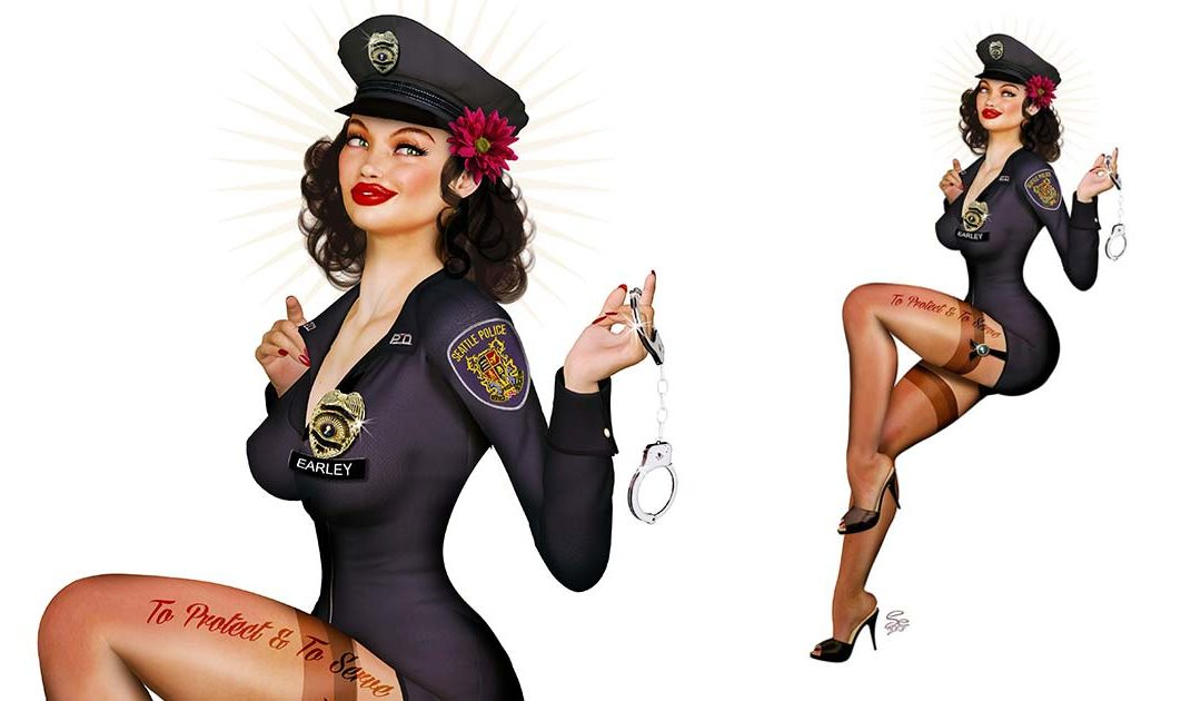 To Protect & To Serve – Commission