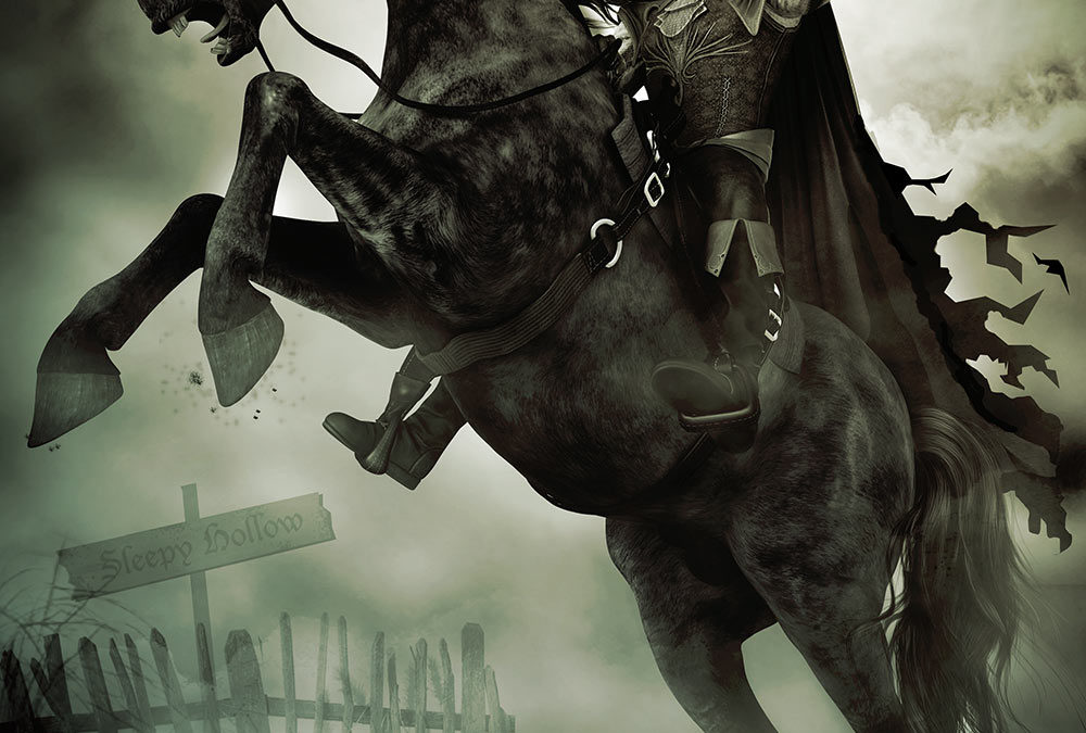 The Headless Horseman Rides Again