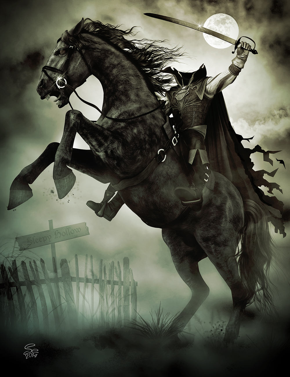 the headless horseman The headless horseman corn maze new this year is the 11-acre, headless horseman-themed corn maze the corn maze is about 179,000 square feet larger than last year's maze and features three.