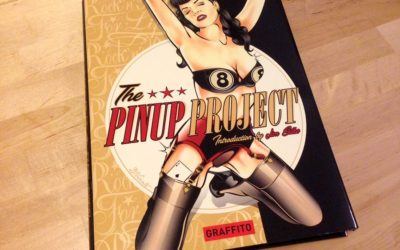 New Book! The Pinup Project by Graffito Books