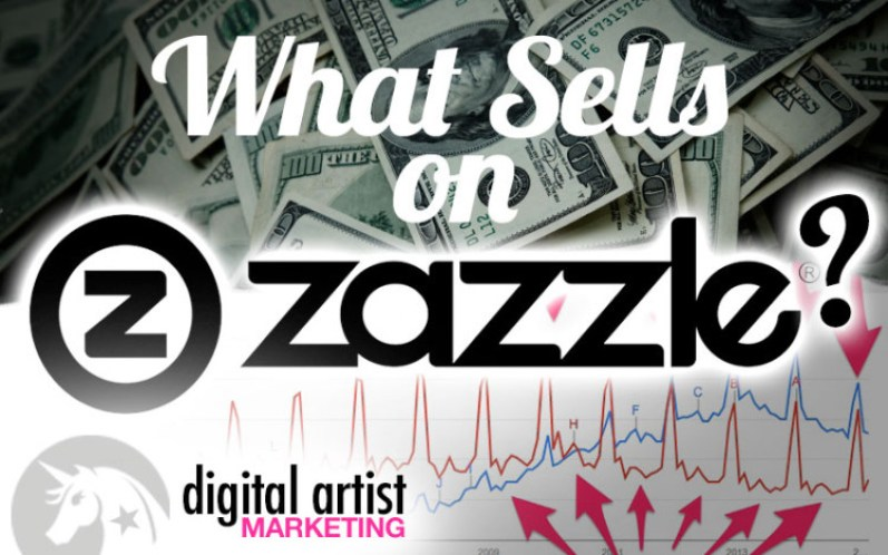 What Sells On Zazzle?
