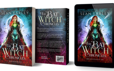 The Bat Witch Chronicles Series Concept